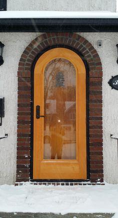 Replacement Round Top Screen Door Round Top Storm Doors