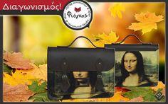 Διαγωνισμός με δώρο χειροποίητη τσάντα Art Edition αξίας 80 ευρώ! - http://www.saveandwin.gr/diagonismoi-sw/diagonismos-me-doro-xeiropoiiti-tsanta-art-edition-aksias-80-evro/