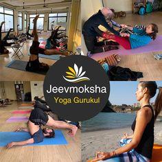 Jeevmoksha in Rishikesh, India conducts yoga teacher training duly certified by Yoga Alliance. Rishikesh India, Yoga School, Improve Circulation, Breathing Techniques, Yoga Teacher Training, Yoga Lifestyle, Yoga Flow, Asana, Yoga Poses