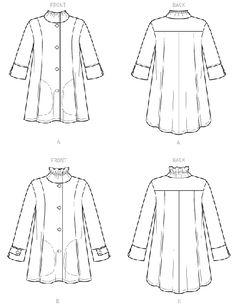 McCall's Jacket Pattern by Nancy Zieman M7512