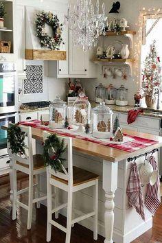 Christmas Bedroom, Christmas Kitchen, Christmas Home, Christmas Program, Christmas Morning, Christmas Trees, Christmas Living Room Decor, Xmas, Christmas Interiors