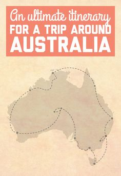 The ultimate itinerary for a trip around Australia! Visits all 8 states and territories / Click through for the full itinerary on A Globe Well Travelled Road Trip Hacks, Road Trips, New Zealand Travel, Travel Information, Plan Your Trip, Travel Usa, Travel Packing, Australia Travel, Trip Planning