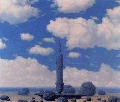 Un souvenir de voyage - (Rene Magritte)