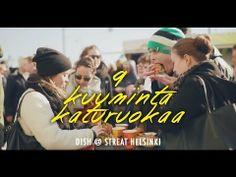 9 kuuminta katuruokaa Streat Helsingissä | DISH - YouTube