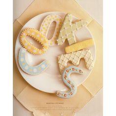 Alphabet Copper Cookie Cutters by Martha Stewart: Currently unavailable. #Alphabet #Cookie_Cutters #Martha_Stewart