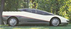 Honda HP-X, 1996