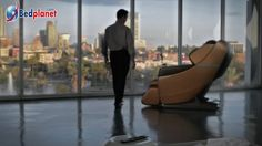 An introduction to the Cozzia Qi Massage Chair.  Bedplanet | Bed Planet | Bedplanet.com