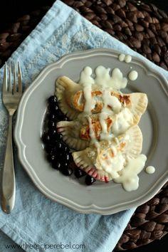 Saskatoon Perogies | 13 Delicious Desserts To Make With Saskatoon Berries This Summer