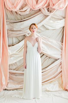 Fabric wedding backdrop | Unique Wedding Backdrop Ideas - Part 1