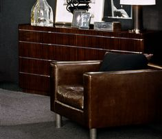 Ralph Lauren Home Modern Metropolis New York Style Luxury Urban Modern Masculine