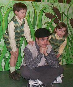 Flashback Friday: 2003 production of Honk!
