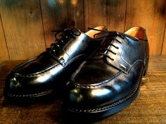 J.M.Weston GOLF Ridgeway sole BLK | BRASS BLOG Jm Weston, Skinhead Reggae, Fashion Shoes, Mens Fashion, Common Room, Mocassins, Men's Footwear, Mode Masculine, Steve Mcqueen