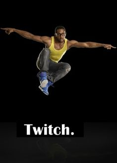 TWITCH!!!! My absolute FAVORITE dancer from SYTYCD- he's got style and rhythm