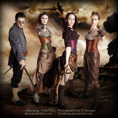 Steampunk: RetroFuture - Full Version by *orlarose