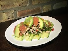 Recent Foodie Finds including shrimp ceviche at Elixir Andersonville!