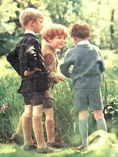 Shorts became a popular choice among 1960s boys for wearing around the house or for playing outside. These were made from resin-finished cotton or polyester and cotton, and included the camp short style, complete with bigger pockets, and cut-offs, which were often created by removing the ends of a pair of worn pants.