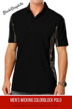 b44a4ecb48 ... Men is a favorite with its contrasting side panels. The Polyester  fabric is antimicrobial and wrinkle resistant. Its classic fit looks nice  on your men.