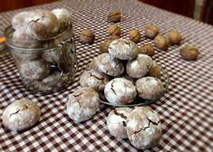W garach u Gosi: Orzechowe kruche ciasteczka Biscuits, Jar, Crack Crackers, Cookies, Biscuit, Cookie Recipes, Jars, Glass