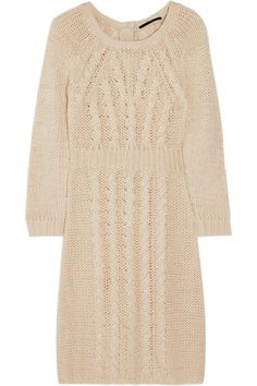 Check out the deal on Cable Knit Sweater Dress at Eco First Art