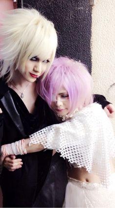 Itsuki and Minpha qwq