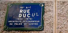 rue Duc - Paris 18e