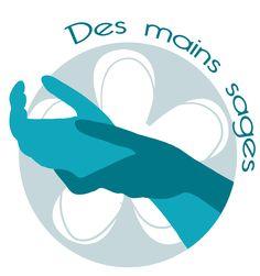 Logo pour une masseuse bien-être