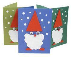 Jolie carte de Noël, très simple