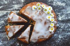 Najłatwiejsze ciasto marchewkowe fit z lukrem | – Dietetyczne przepisy –