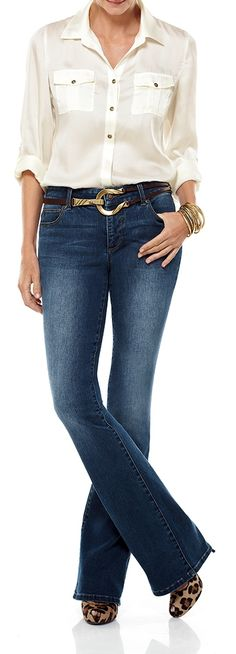 A curvy girl's best friend. #chicos