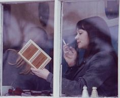 not the cigarette. The book.
