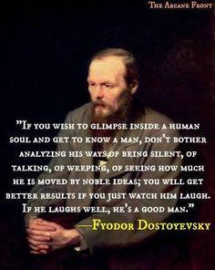 Fyodor Dostoyevsky .. pinned from https://www.facebook.com/TheArcaneFront