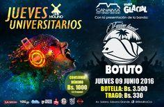 """El Molino presenta: """"Jueves Universitarios con Botuto"""" http://crestametalica.com/events/el-molino-presenta-jueves-universitarios-con-botuto/ vía @crestametalica"""