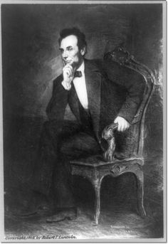 abraham-lincoln-full-length-portrait-seated-facing-left-right-hand-under-chin-reproduced-by-gibson-sykes-fowler-chicago.jpg (344×500)