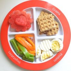 Healthy Meals for Kids from 'Super Healthy Kids' This has awesome ideas for balanced meals. Super Healthy Kids, Healthy Meals For Kids, Kids Meals, Healthy Snacks, Healthy Eating, Healthy Recipes, Healthy Plate, Healthy Pizza, Breakfast Plate