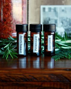 A relaxing and warming blend reminiscent of summer, with a lightly floral aroma complemented by hints of spice and cedar. Especially useful during times of stress, anxiety, irritability, or depression. A great lift-me-up!  This link with take you to Mountain Rose Herbs for the recipe.