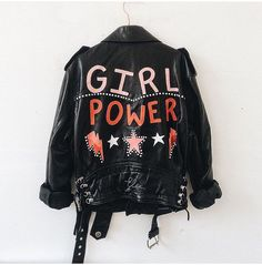 Just what I need. Some GRL PWR ✨