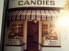 FUDGE RECIPE from the FAMOUS SEE's CANDY STORE