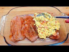 Συνταγή για φιλέτο κοτόπουλου στο φούρνο, αν θέλετε να εκπλήξετε όλους, μαγειρέψτε αυτήν τη συνταγή - YouTube