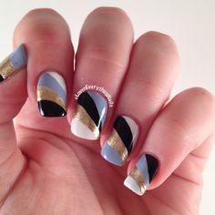 Instagram photo by loveneverythingnails #nail #nails #nailart