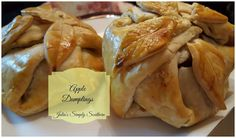 Julia's Simply Southern: Apple Dumplings
