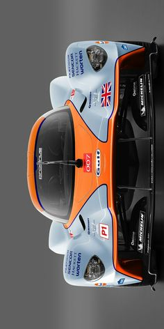(°!°) Aston Martin Valkyrie AMR Lemans Series Gulf Livery, by Marco VanBeeke