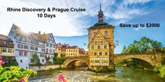 Uniworld Amazing Offers - Rhine Discovery & Prague Cruise - https://traveloni.com/vacation-deals/uniworld-amazing-offers-rhine-discovery-prague-cruise/ #cruise #luxury #europeanrivercruise #germany #france #prague