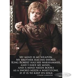 Game of Thrones Poster Tyrion Lannister Hier bei www.closeup.de