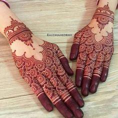 Simple Mehandi Designs That You Must Try On Your Big Day - Nail Art & Mehandi Designs - Henna Designs Hand Finger Henna Designs, Henna Art Designs, Mehndi Designs For Girls, Modern Mehndi Designs, Dulhan Mehndi Designs, Mehndi Designs For Fingers, Wedding Mehndi Designs, Mehndi Design Pictures, Latest Mehndi Designs