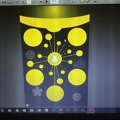 Second project process for video pro class. Ugh, typography is a pain in my $&@@!! #classwork #technology #infographic #WIP #notevenclose #typography #mybane #ihateyellow #myeyesburn #itssolatedammit #art #digitalart #graphicdesign #snapchatthing