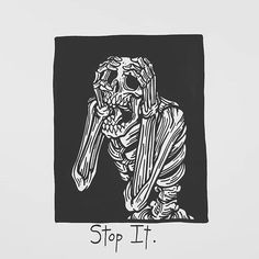 Art by Matt Bailey. Matt Bailey, Art Sketches, Art Drawings, Skeleton Art, Skull Wallpaper, Dark Thoughts, Desenho Tattoo, Skull And Bones, Skull Art