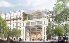 Gallery of 23 Teams Selected to Reinvent the Future of Paris - 12