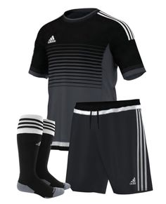 adidas Campeon 15 Soccer Uniform is one of the best uniform offerings from adidas. The adidas Campeon 15 Soccer Uniform is just one of many adidas uniforms we offer.