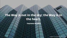 Gautama Buddha, Skyscraper, Life Quotes, Quotes About Life, Skyscrapers, Quote Life, Living Quotes, Quotes On Life, Life Lesson Quotes