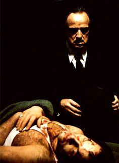 "The Godfather - ""They massacred my boy"" #GangsterMovie #GangsterFlick"